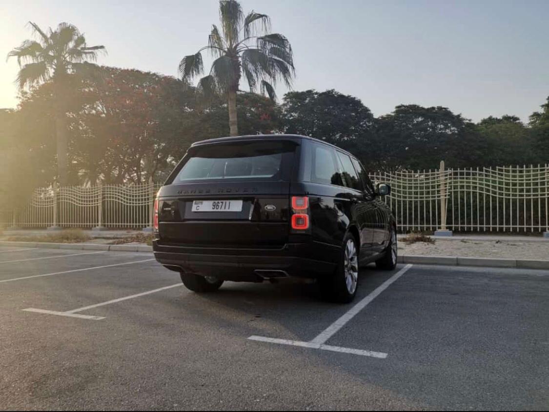 Range Rover Vogue 2019 For Rent Overdrive Car Rental Uae